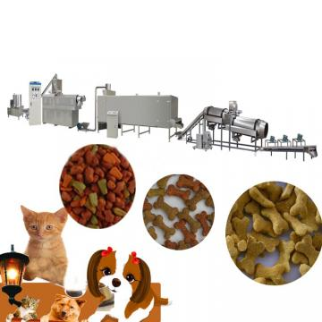 Various Shapes Fish Food Processing Line /Pet Food Production Line