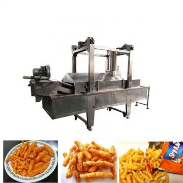 Complete Manufacturing Machines Cheese Curls Cheetos Kurkure Machinery